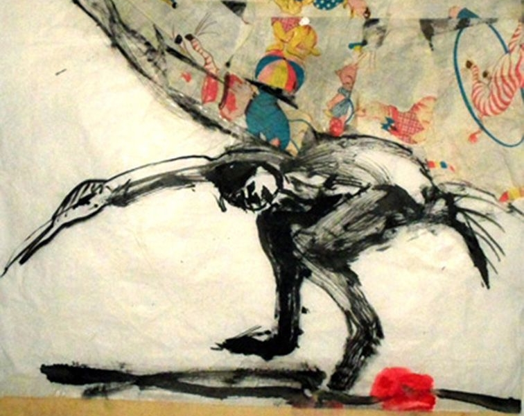Crane Dance VI