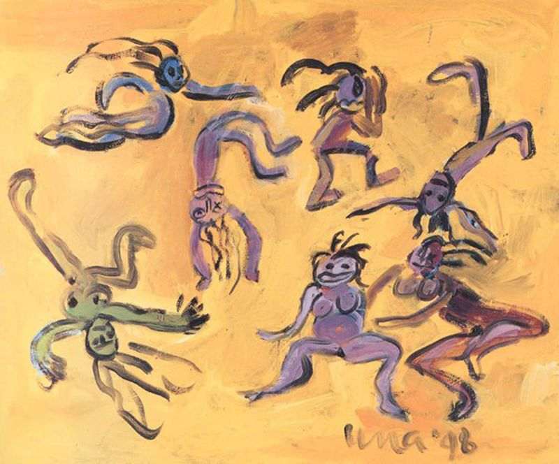 let_us_be(1998),oil_on_canvas,16.5x20.min.min